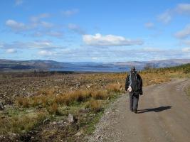 Wandelen langs Loch Lomond