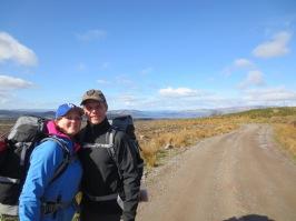 Samen bij Loch Lomond